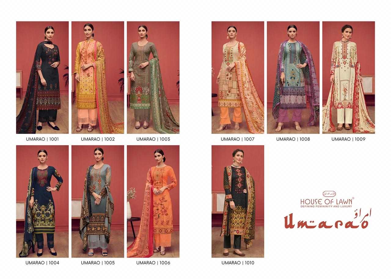 House Of Lawn Umarao collection 1