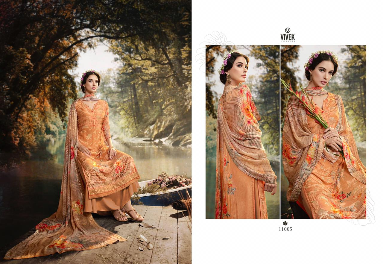 Vivek Parina Vol 6 collection 8