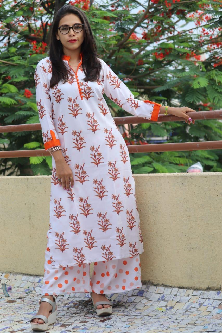 Rutba Kurti Plazzo Set 2 collection 7