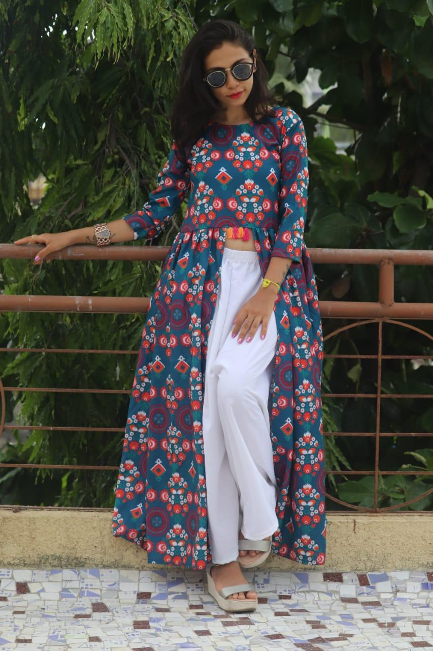 Rutba Kurti Plazzo Set 2 collection 5
