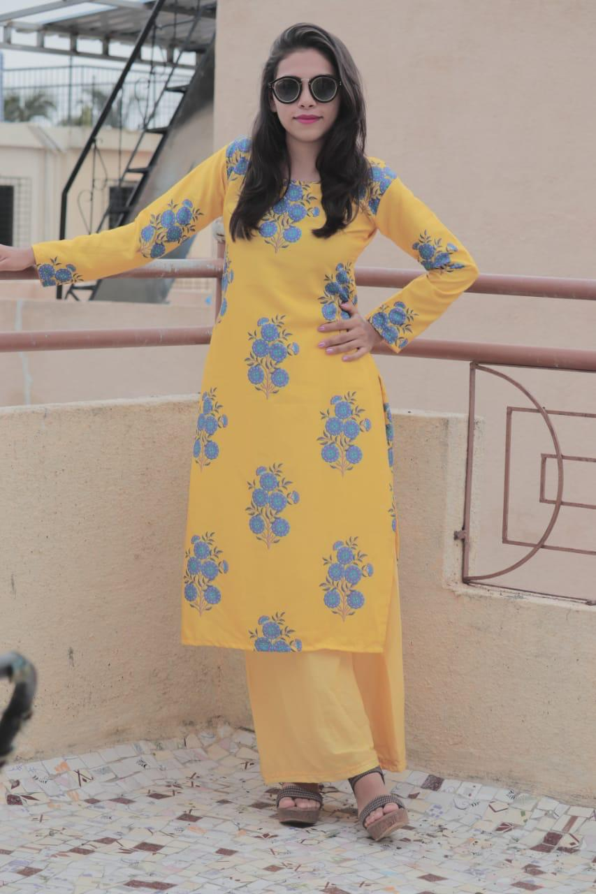 Rutba Kurti Plazzo Set 2 collection 3