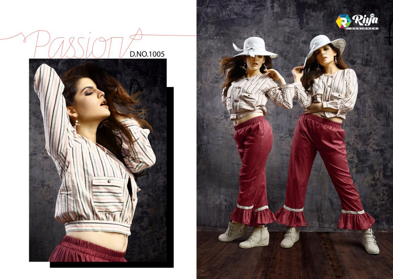 Riya Western Vol 1 collection 6