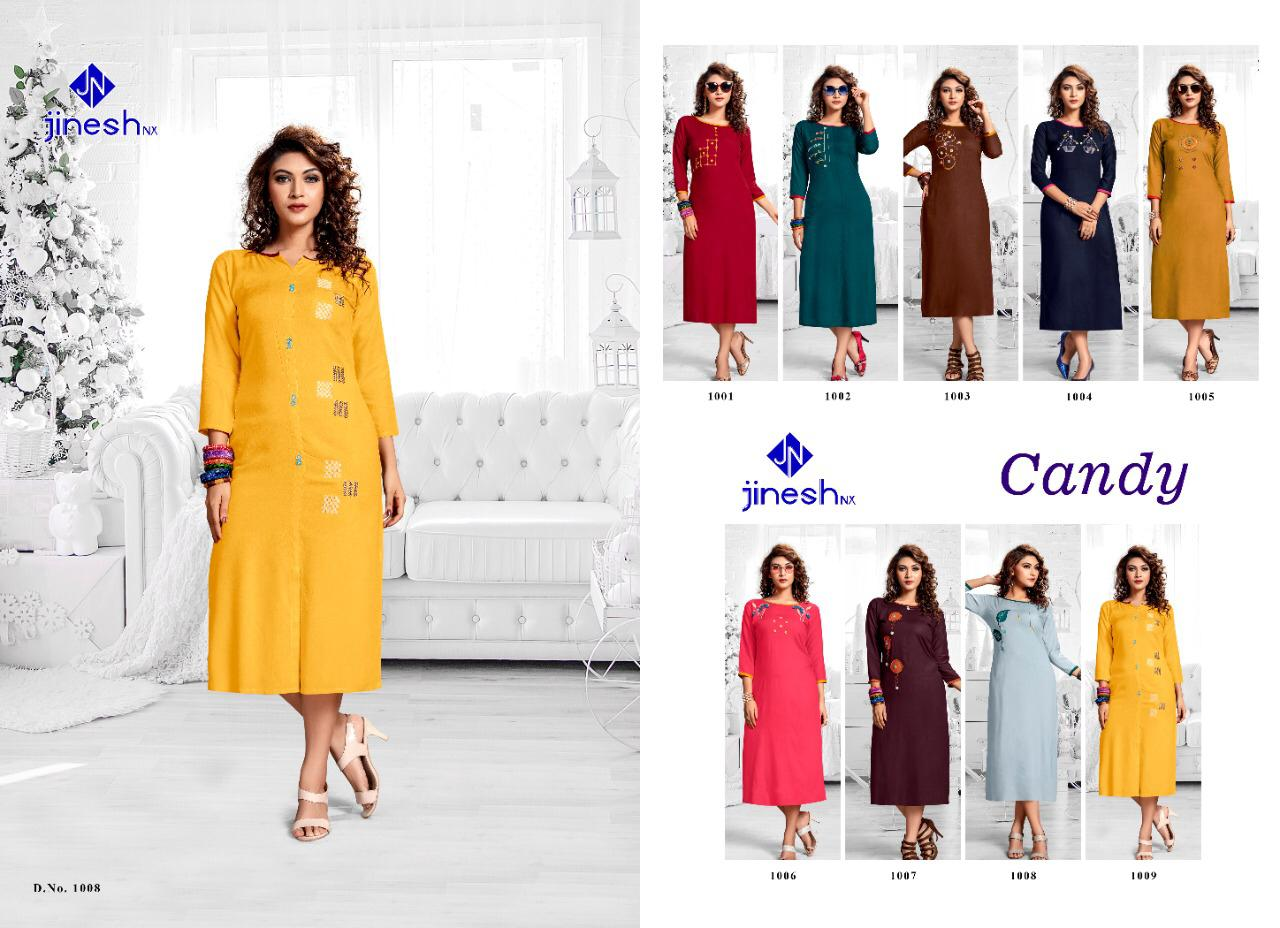 Jinesh Candy collection 8