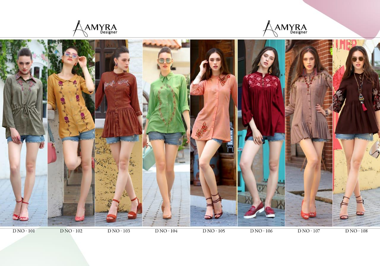 Amyra Dashing collection 3