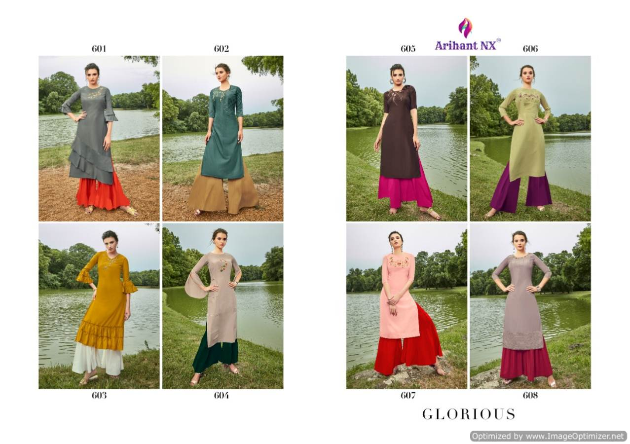 Arihant Glorious collection 1