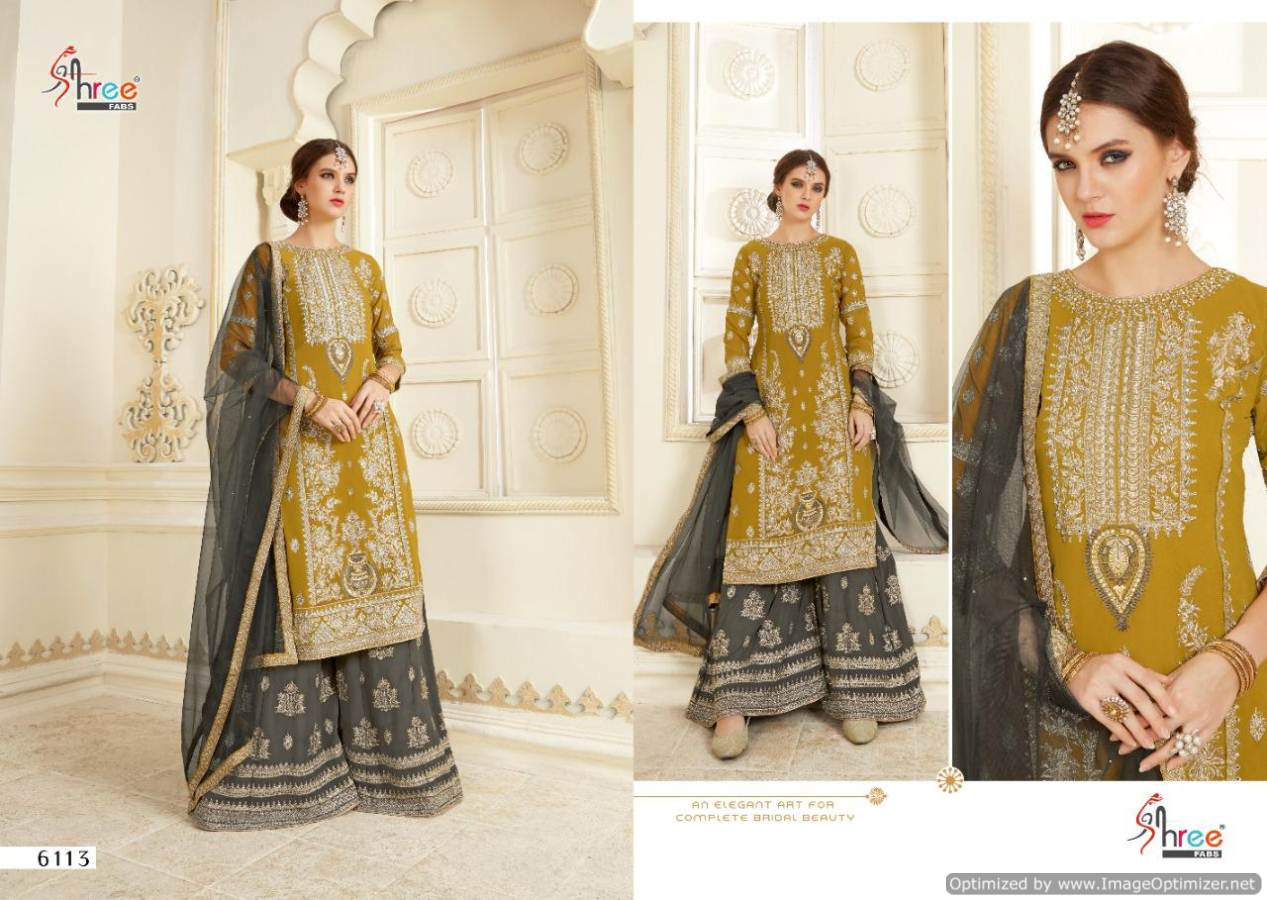 Shree Shehnai Bridal 22 collection 3