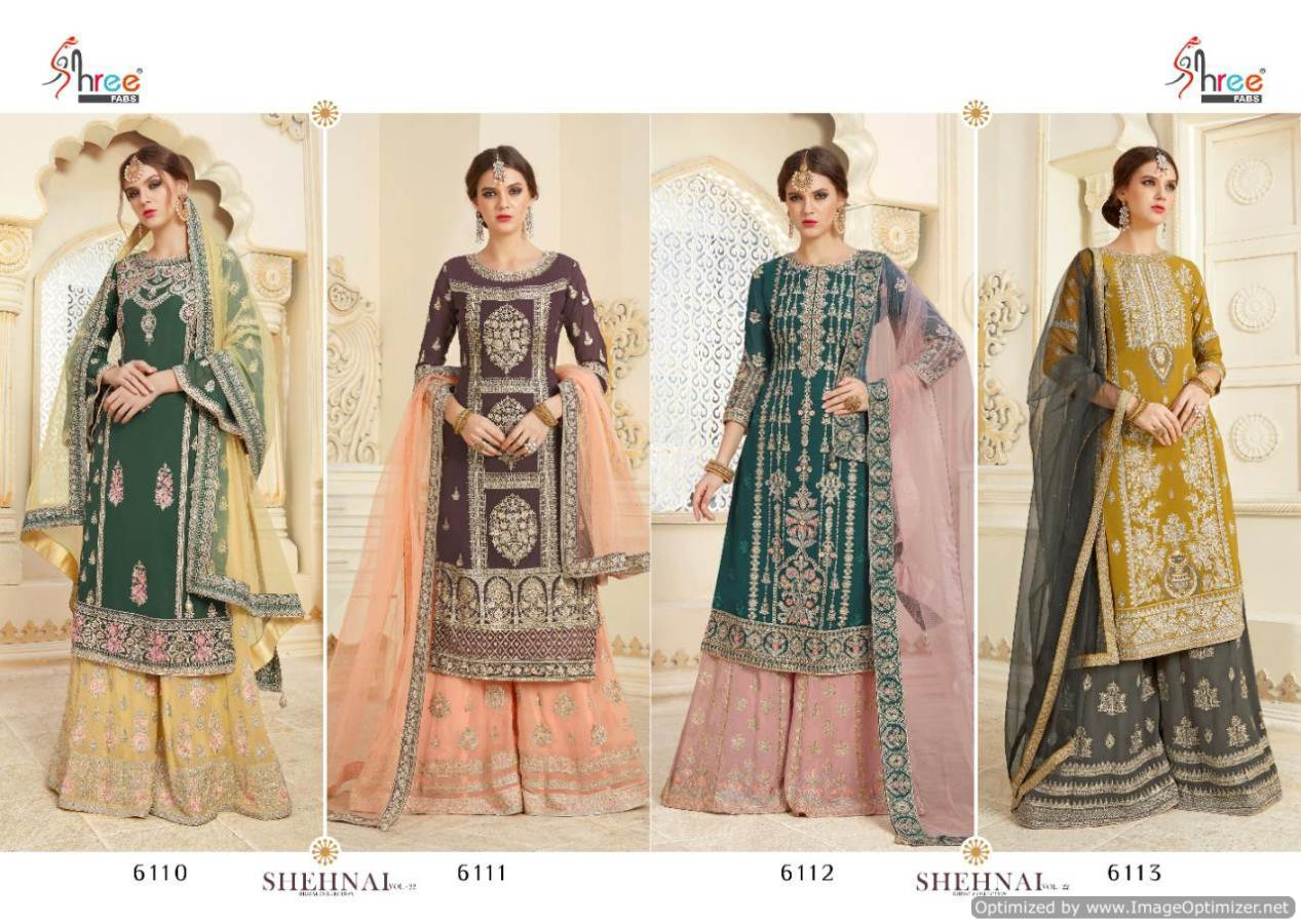 Shree Shehnai Bridal 22 collection 2