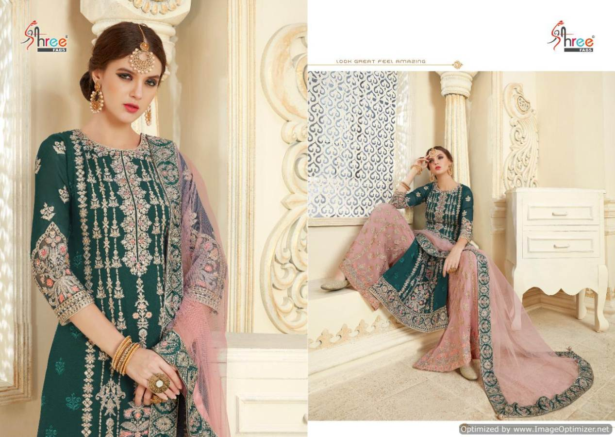 Shree Shehnai Bridal 22 collection 5