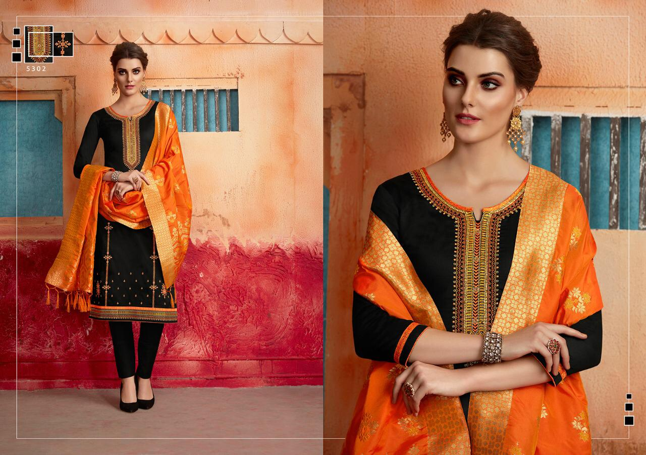 Kessi Virasat 5 collection 2