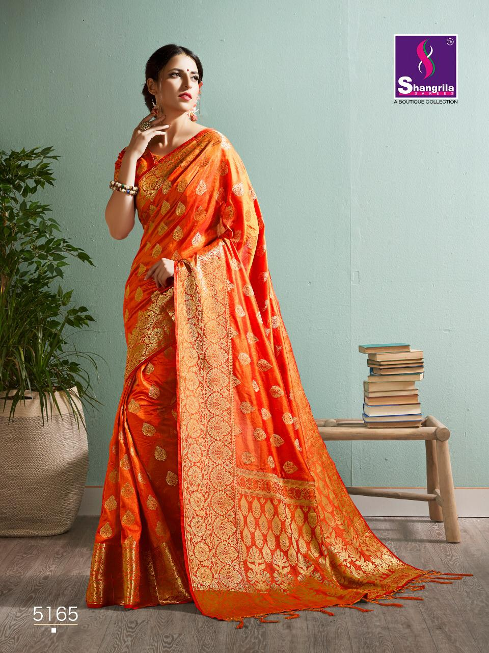 Shangrila Vasansi Silk 2 collection 11