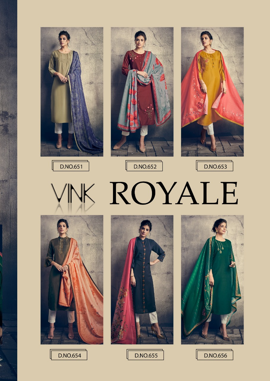 Vink Royale collection 1