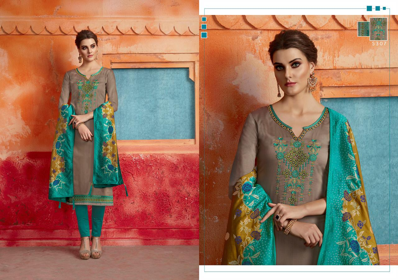 Kessi Virasat 5 collection 7