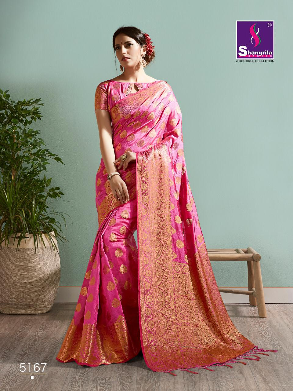 Shangrila Vasansi Silk 2 collection 1