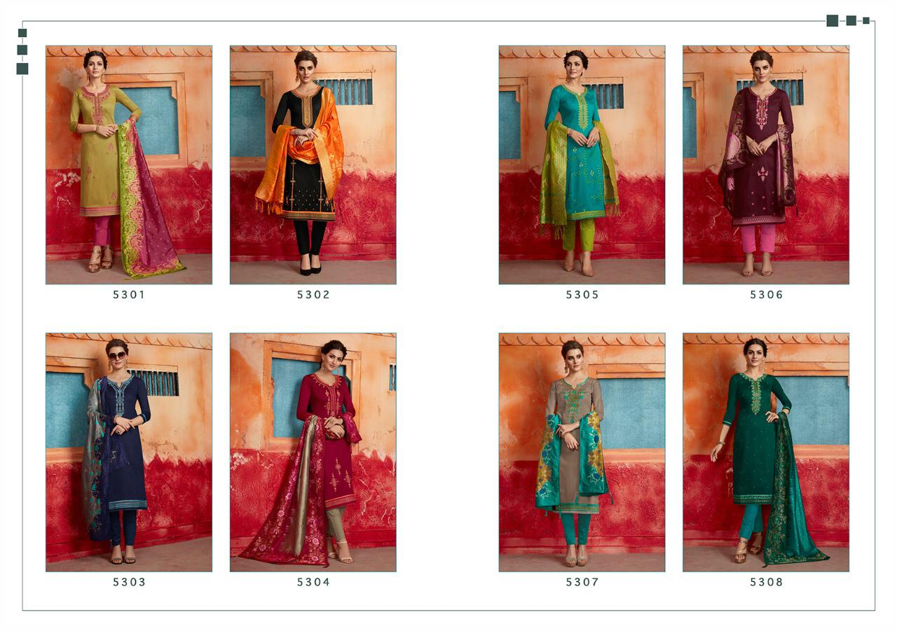 Kessi Virasat 5 collection 6