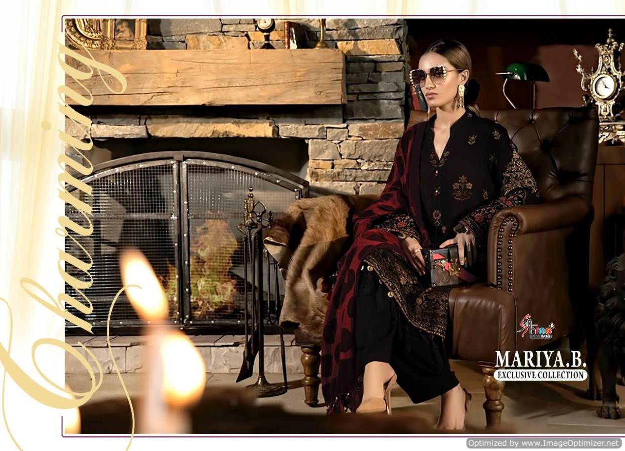 Shree Maria B collection 7