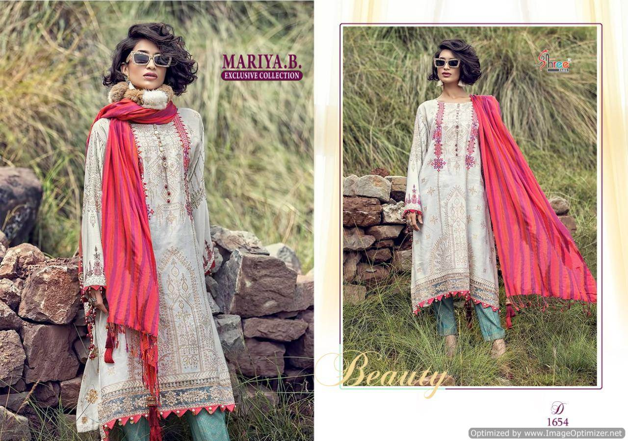 Shree Maria B collection 6