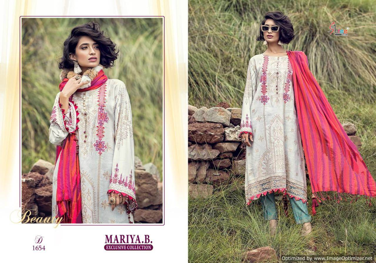 Shree Maria B collection 8