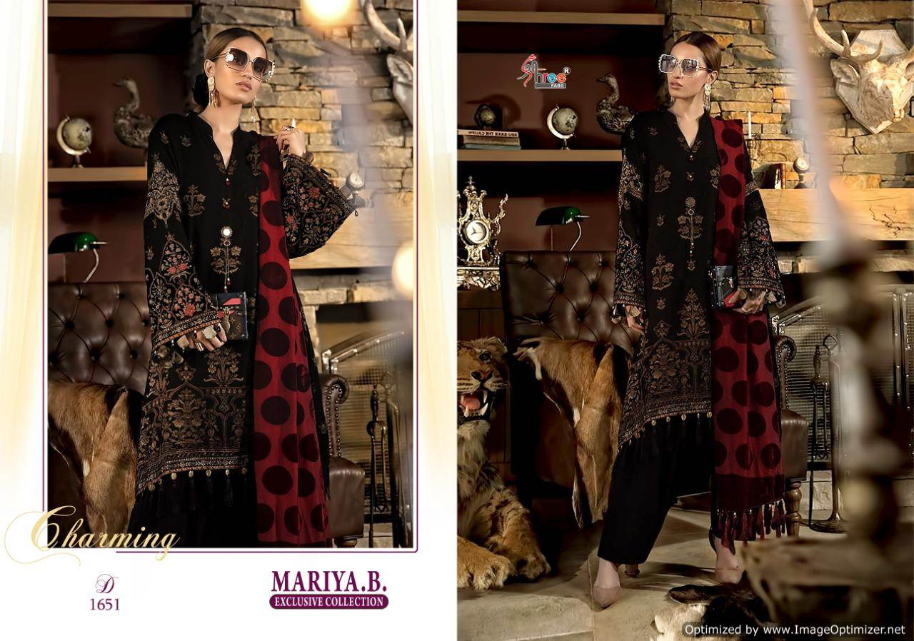 Shree Maria B collection 9