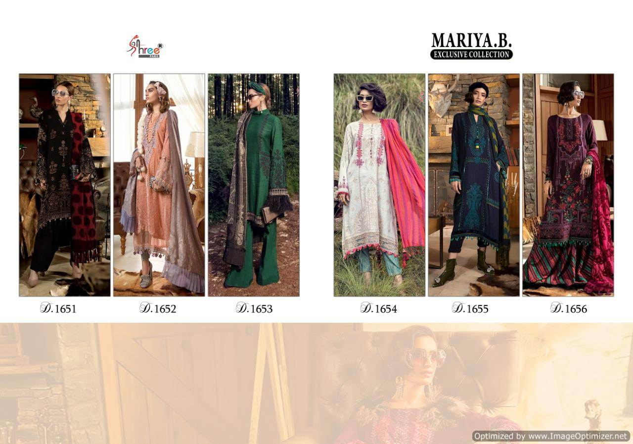 Shree Maria B collection 14