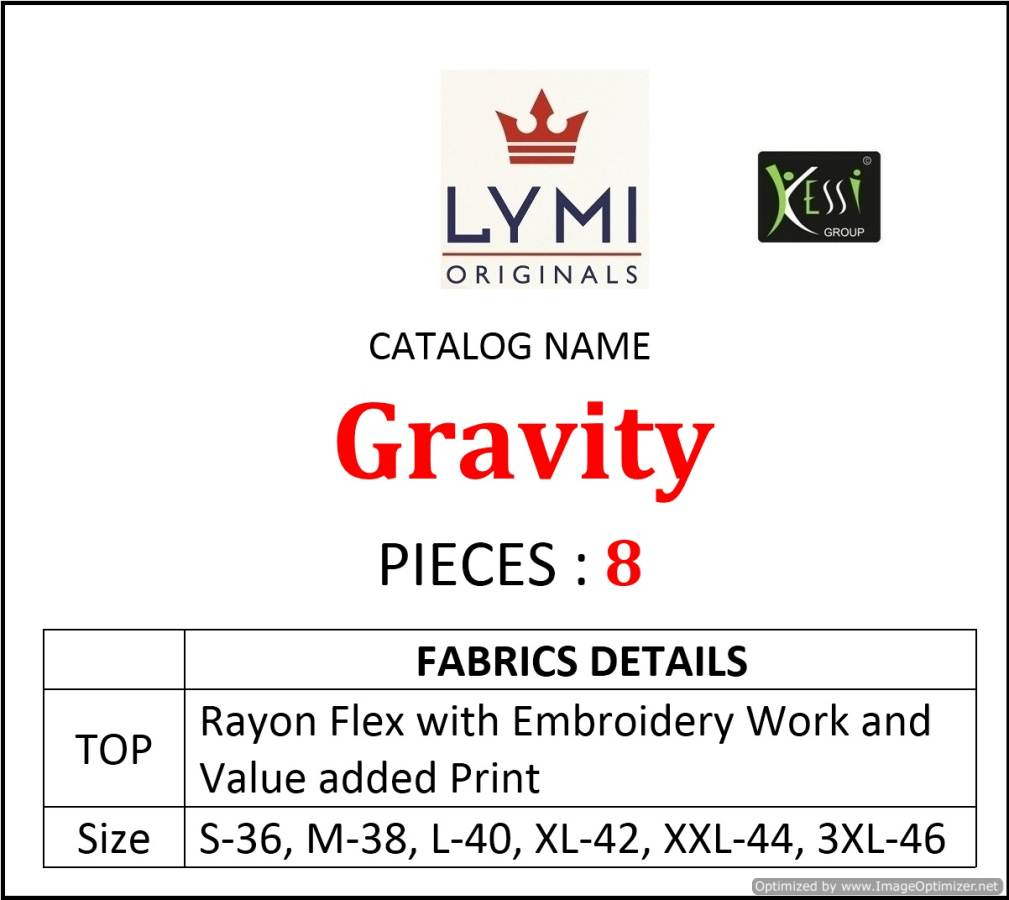 Lymi Gravity collection 4