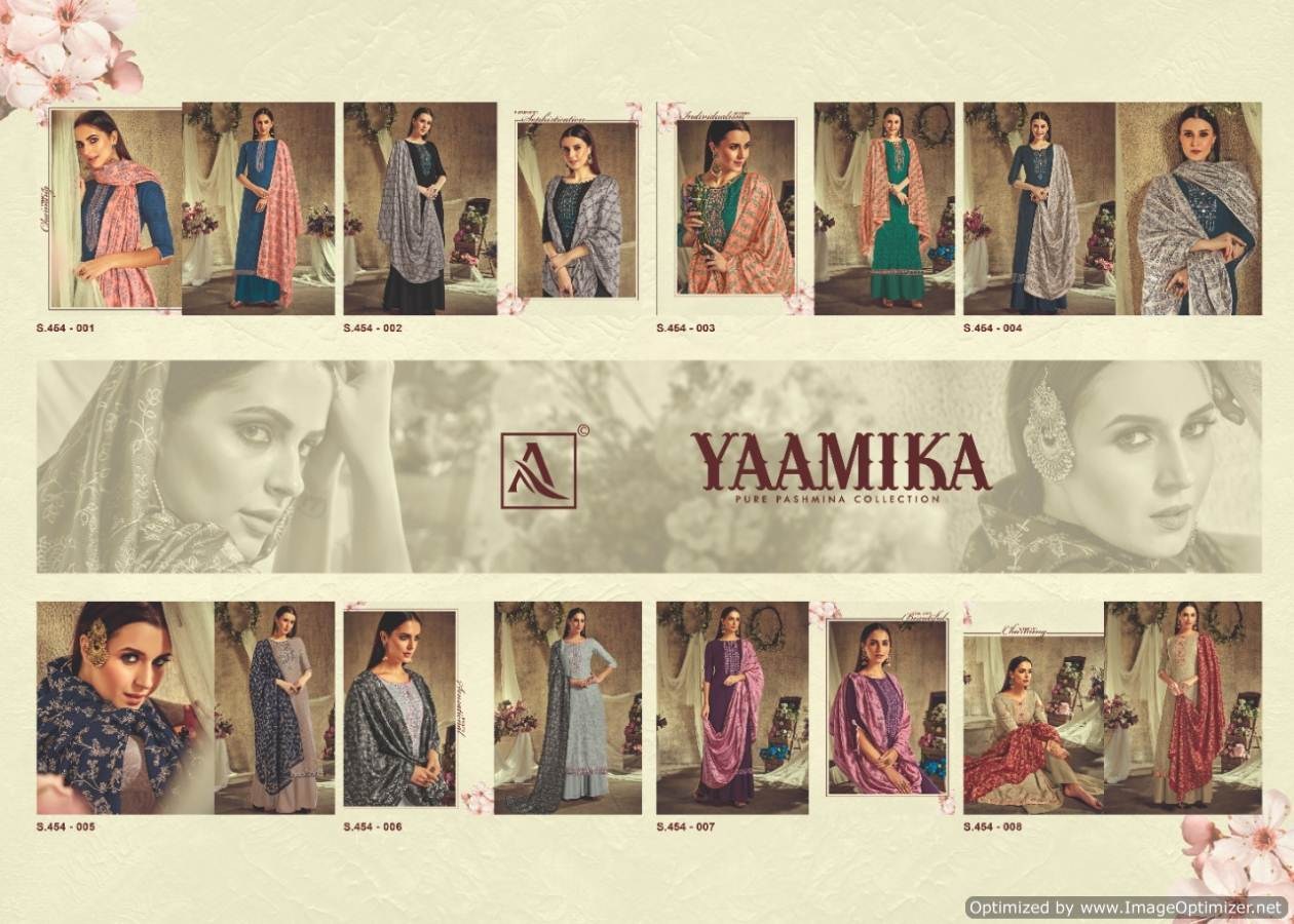 Alok Yaamika collection 4