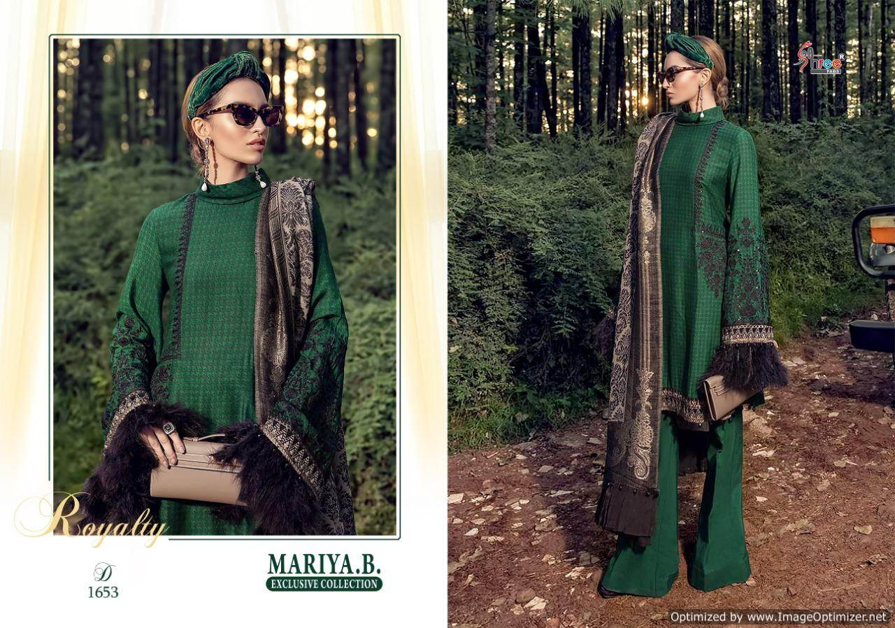 Shree Maria B collection 13