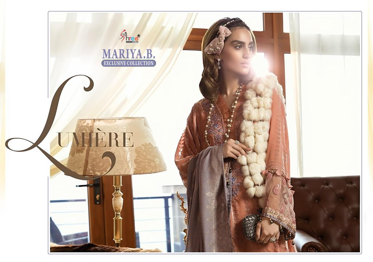Shree Maria B collection 1