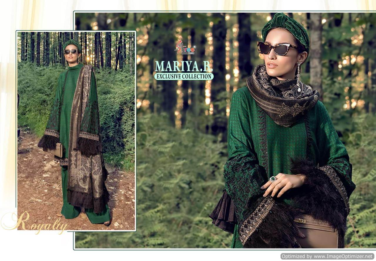 Shree Maria B collection 11