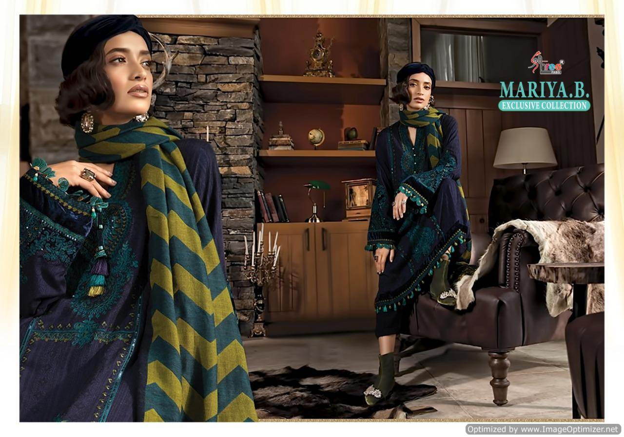 Shree Maria B collection 4