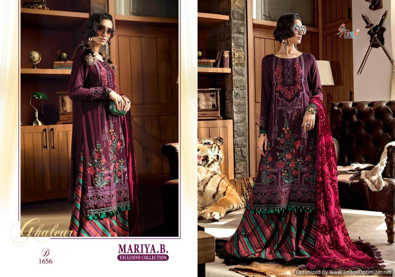 Shree Maria B collection 3