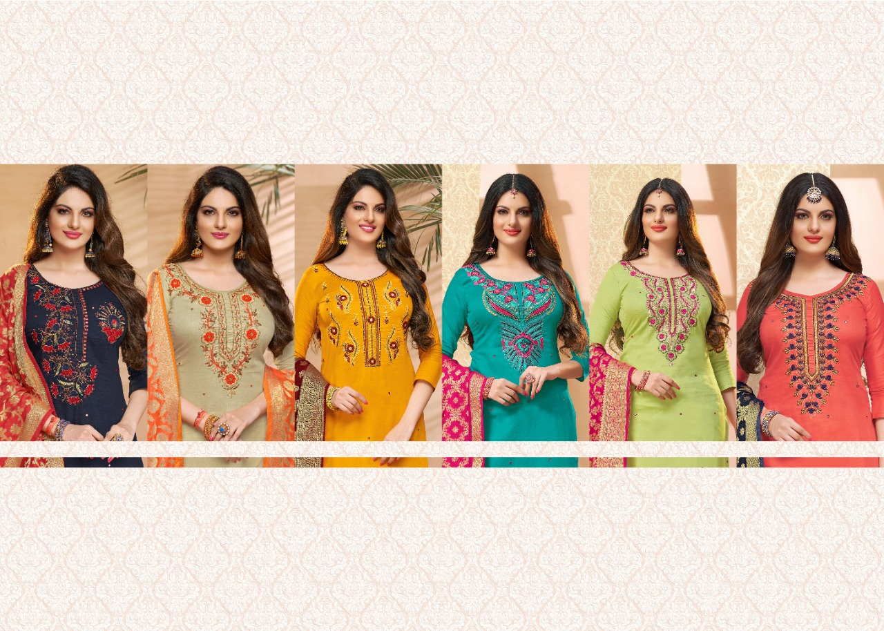Utsav Tazin 7 collection 2