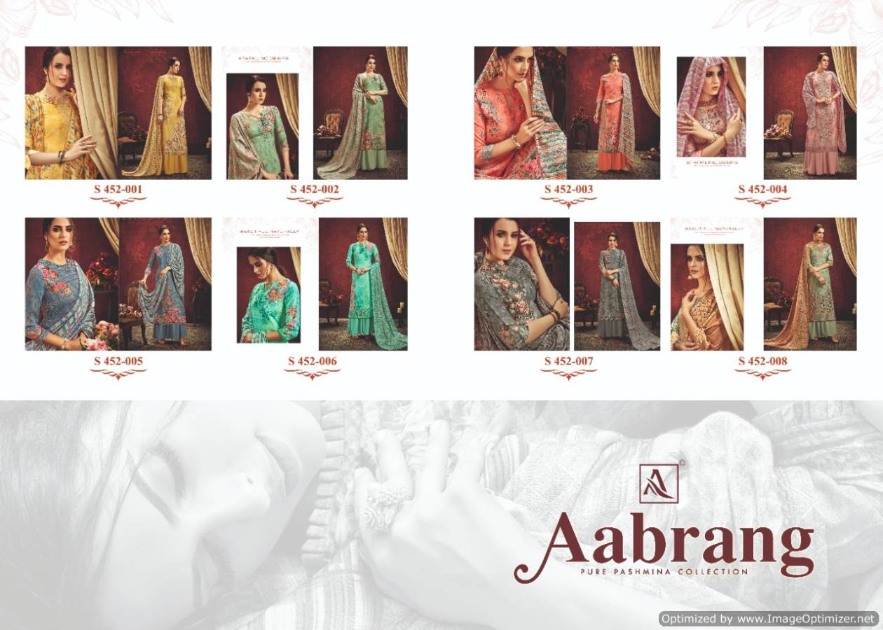 Alok Aabrang collection 5
