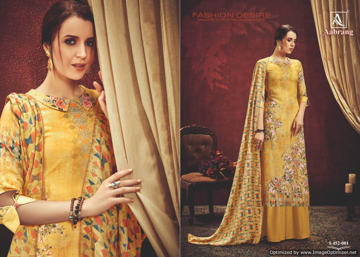 Alok Aabrang collection 7