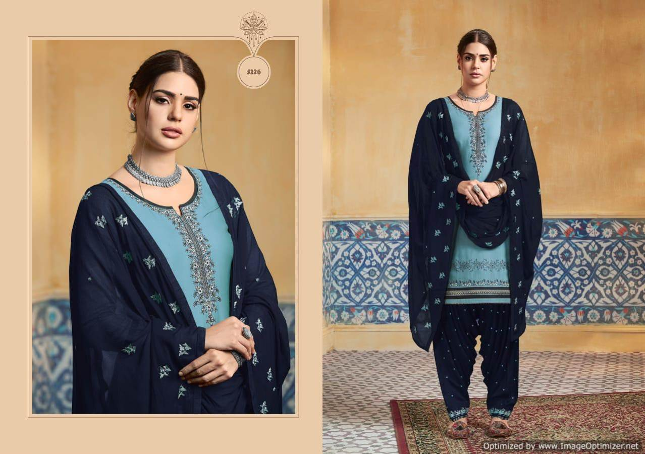 Kessi Patiala House 74 collection 10