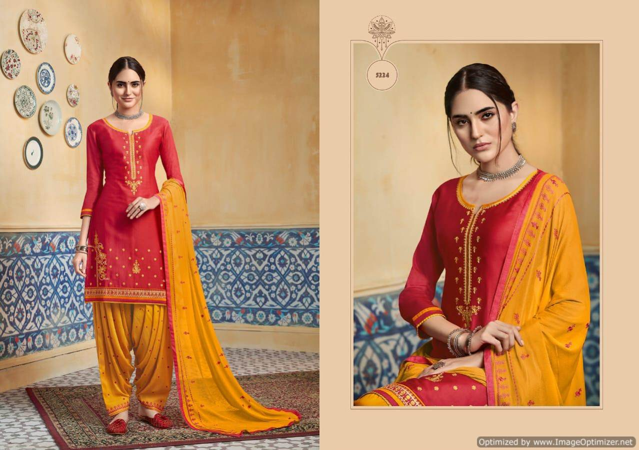 Kessi Patiala House 74 collection 7