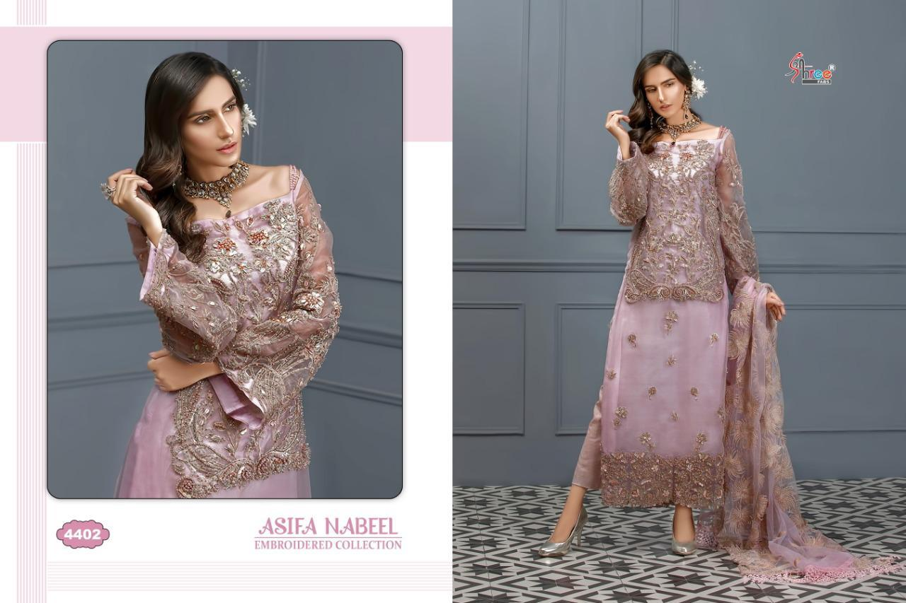 Shree Fab Asifa Nabeel collection 5
