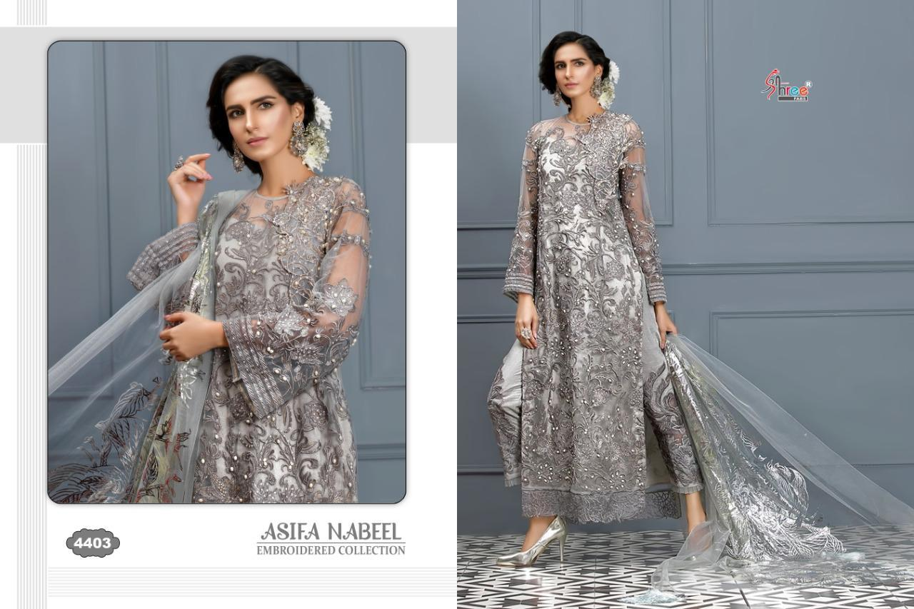 Shree Fab Asifa Nabeel collection 4