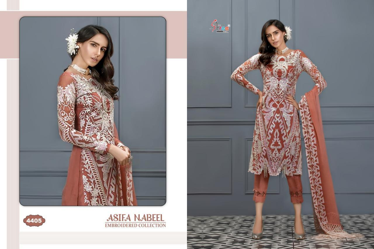 Shree Fab Asifa Nabeel collection 2