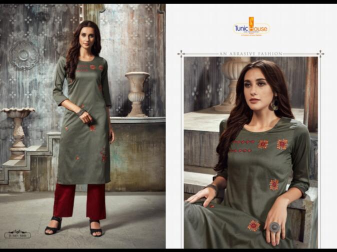 Neha Nilu With Pant collection 6