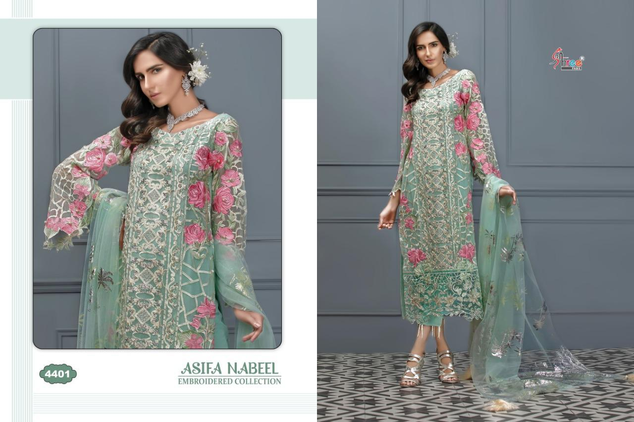 Shree Fab Asifa Nabeel collection 6