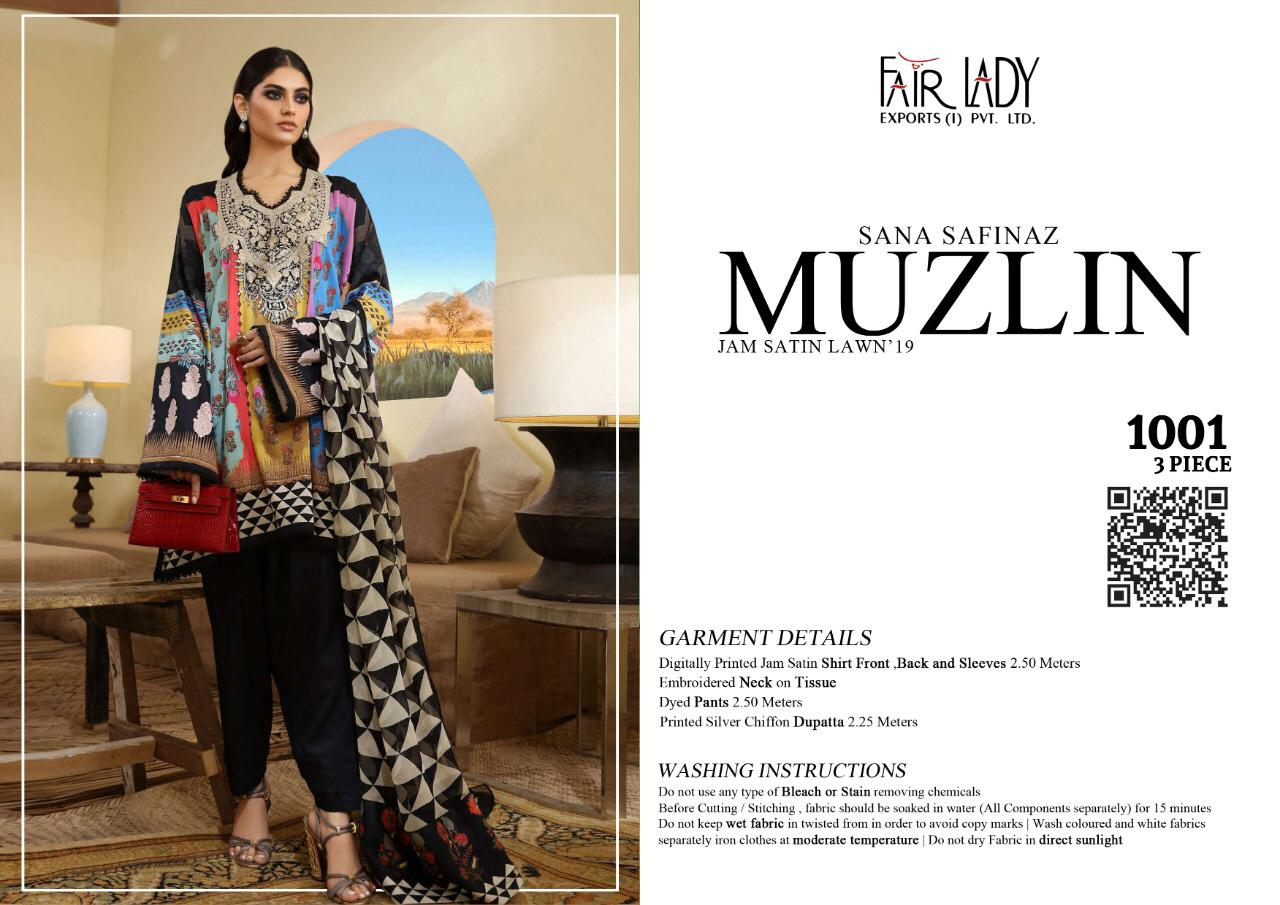 Mumtaz Art Fair Lady Muzlin collection 13