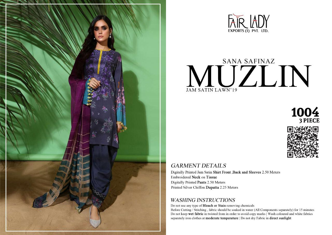Mumtaz Art Fair Lady Muzlin collection 14