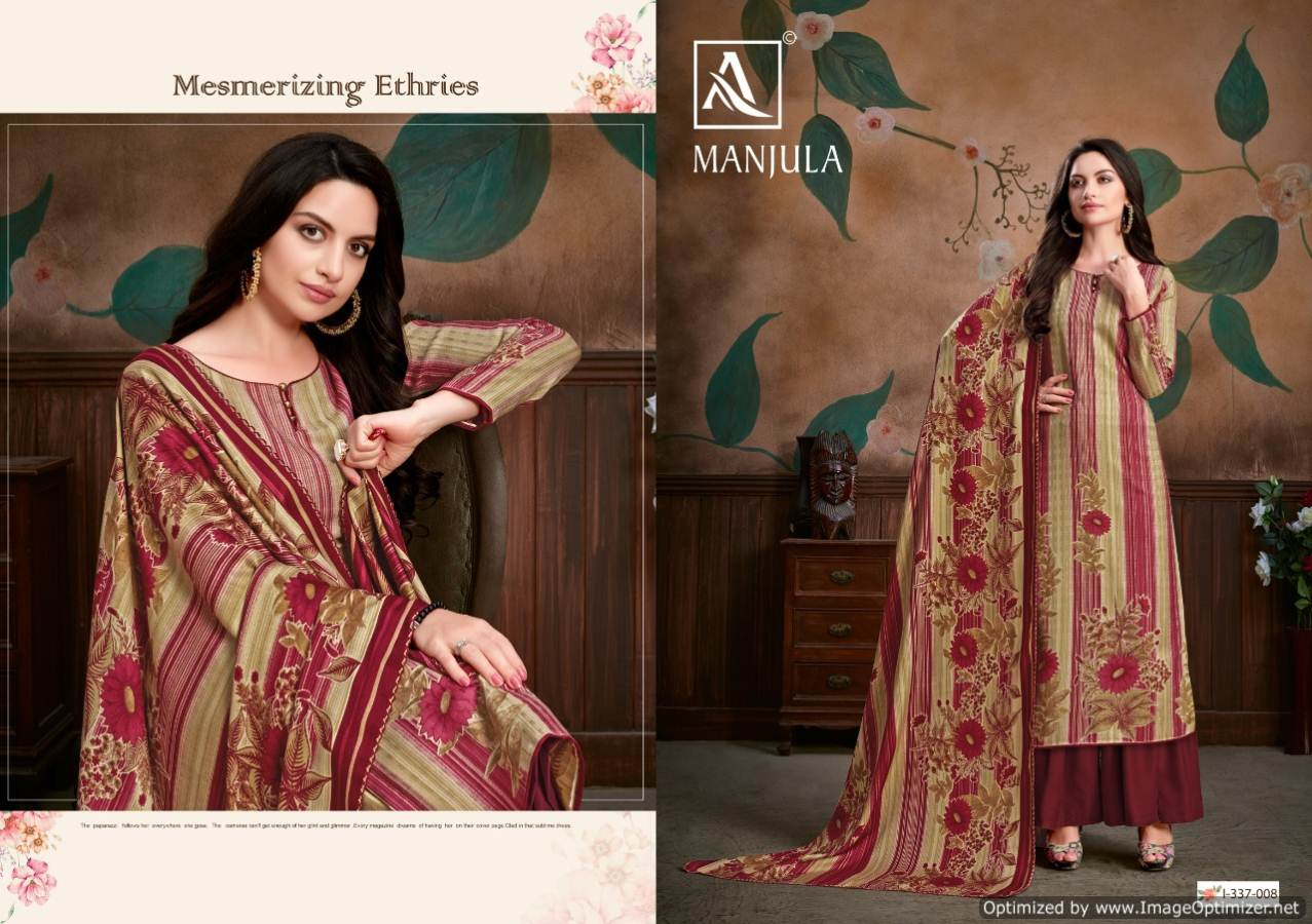 Alok Manjula 3 collection 1