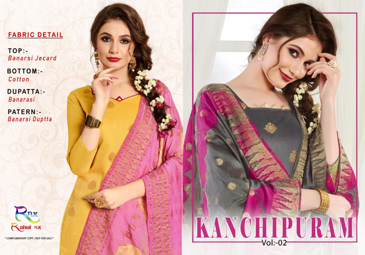 Rnx  Kanchipuram Vol 2 collection 1