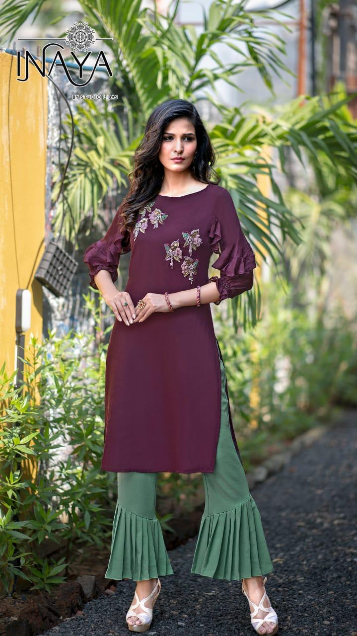 Inaya Formal Classy Collection Lpc 45 collection 3