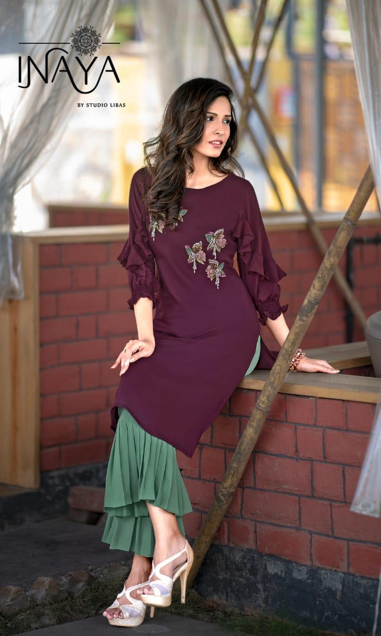 Inaya Formal Classy Collection Lpc 45 collection 5