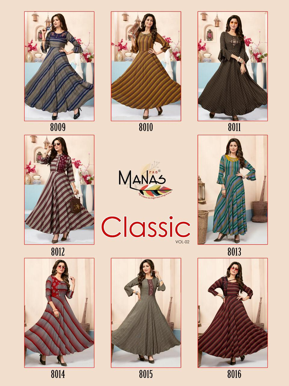 Manas Classic Vol 2 collection 8