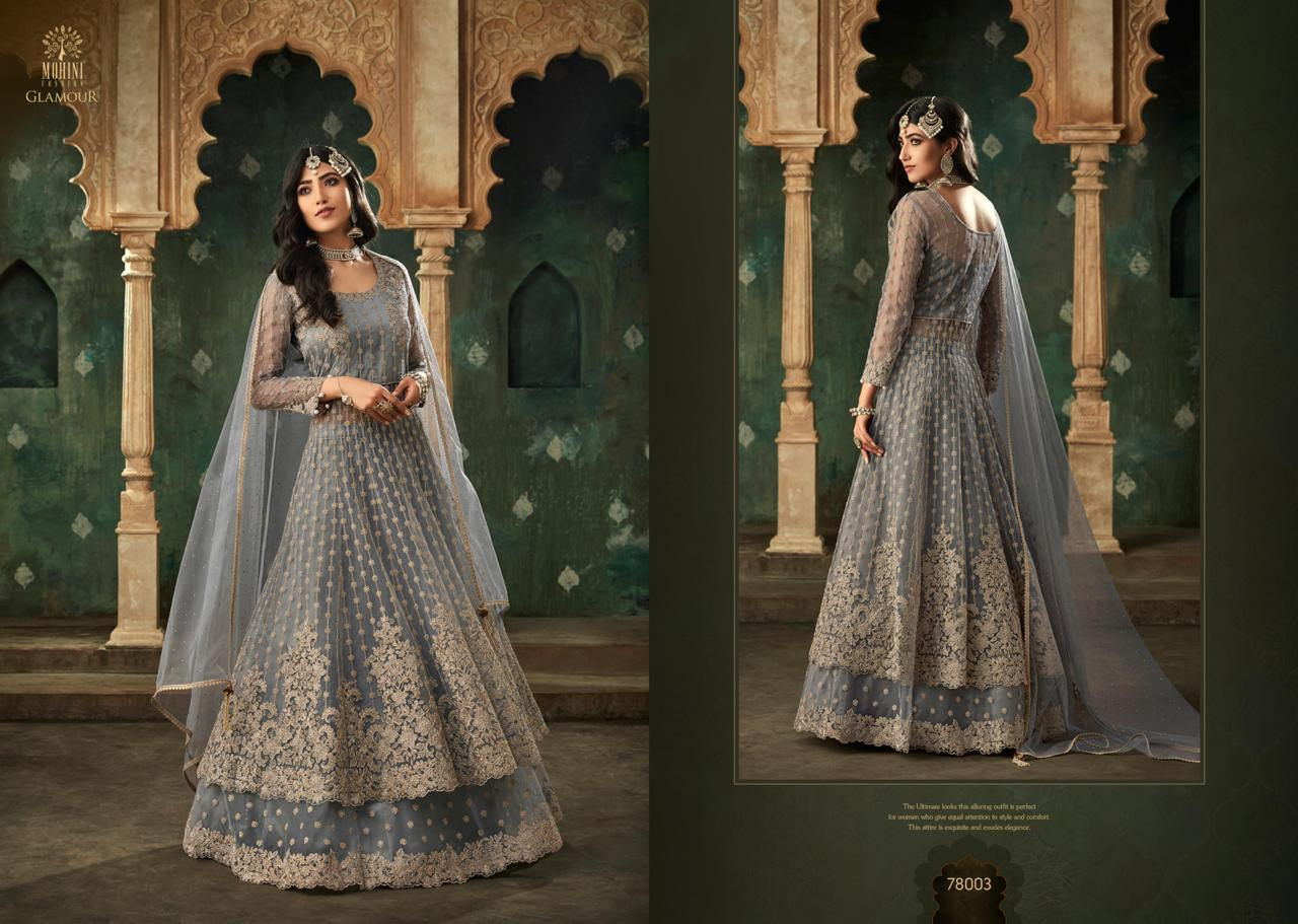 Mohini Glamour 78 Gray collection 1
