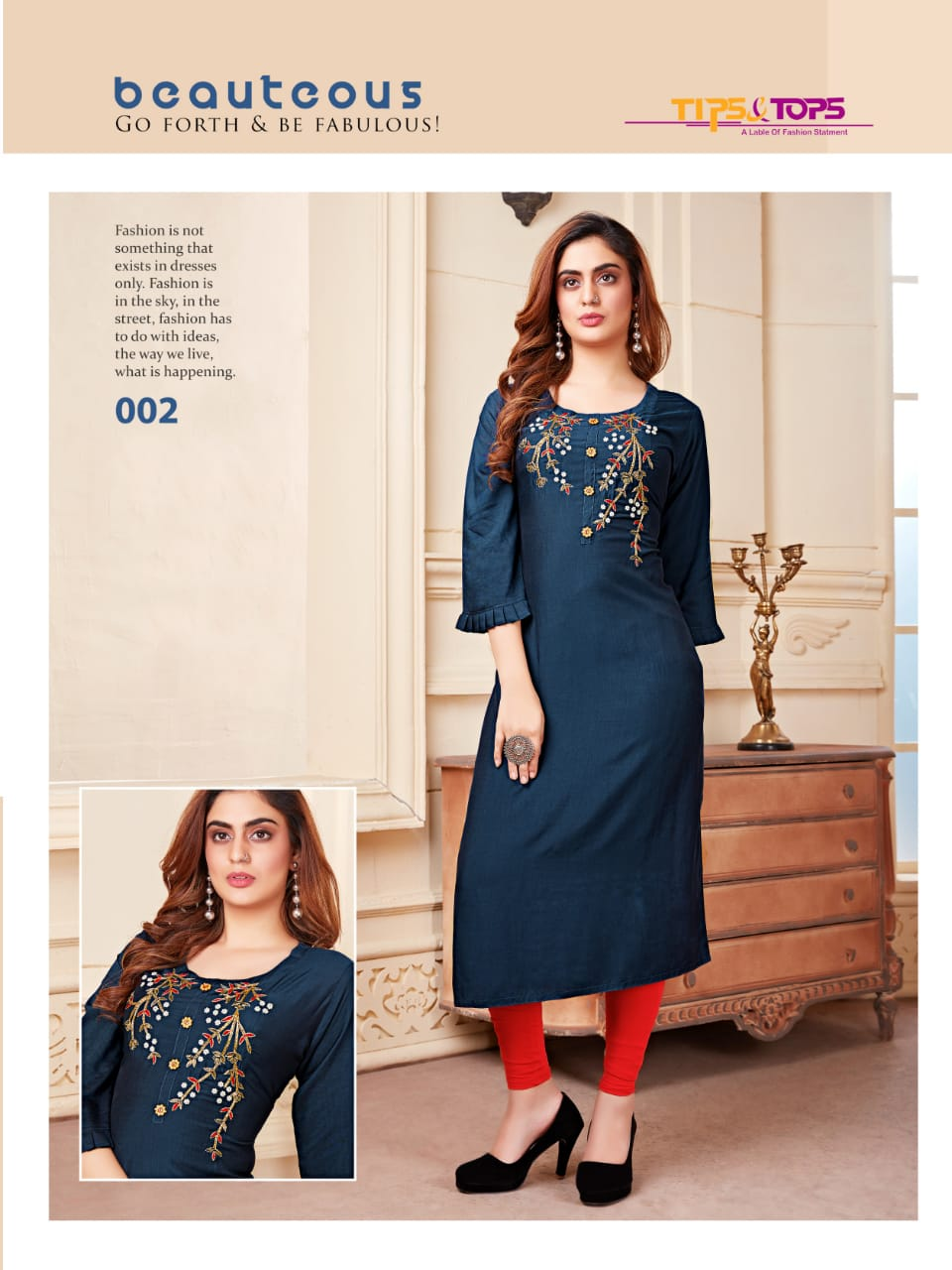Tips & Tops Resham collection 2