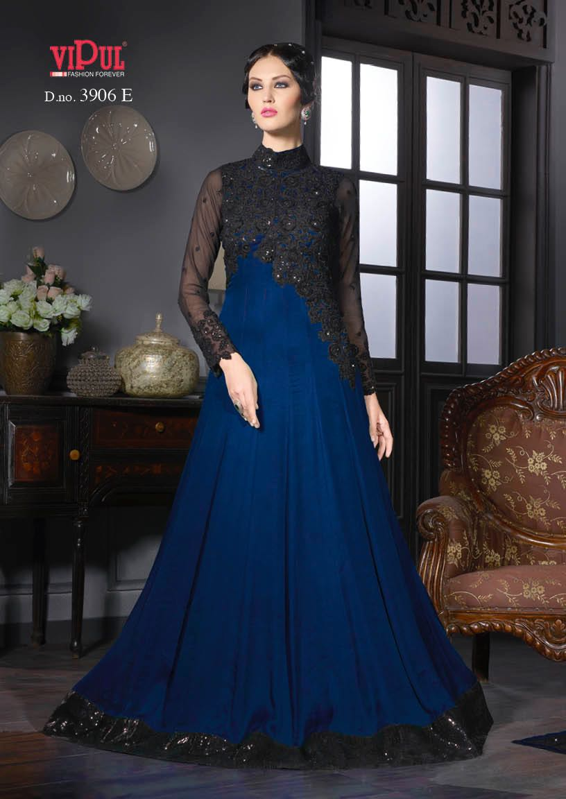 Designer Exclusive Navy Blue collection 1